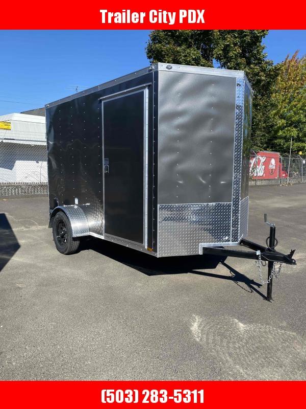 Continental Cargo 6 X 10 3K RAMP Enclosed Cargo Trailer