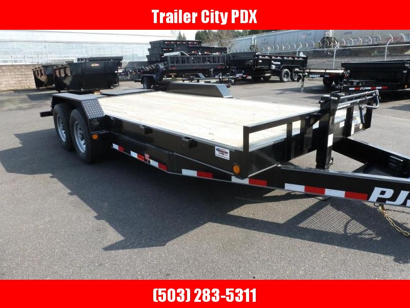 "PJ Trailers 8"" Channel Equipment (C8) 18'"