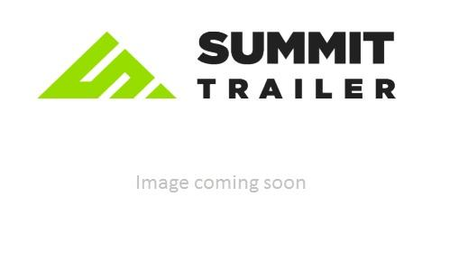 2020 Summit Cascade 7x18 7k Flatbed Trailer w/ Removable Fenders