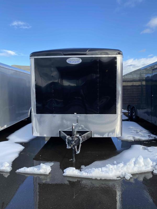 2021 Continental Cargo 8X24 10K RAMP Enclosed Cargo Trailer