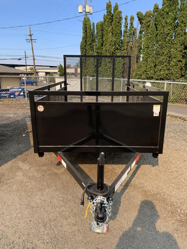 2021 Fabform BX58 Utility Trailer