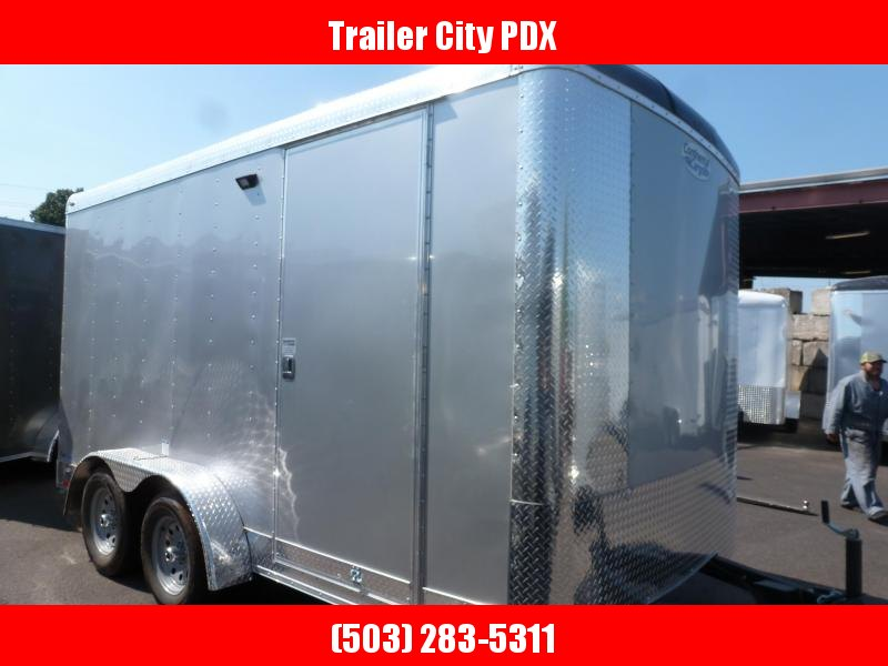 2021 Continental Cargo 7X14 7K CARGO DOORS.  DIAMOND ICE Enclosed Cargo Trailer