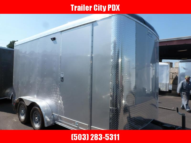 2021 Continental Cargo 7X14 7K DIAMOND ICE Enclosed Cargo Trailer