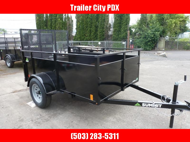 Summit 5 X 8 3K UTILITY Utility Trailer