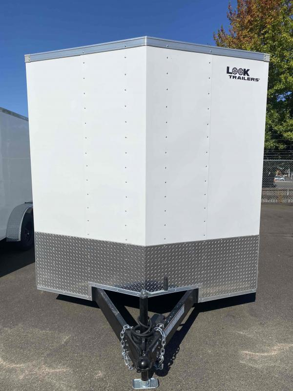 2022 Look Trailers 7.5 X 16 RAMP Enclosed Cargo Trailer