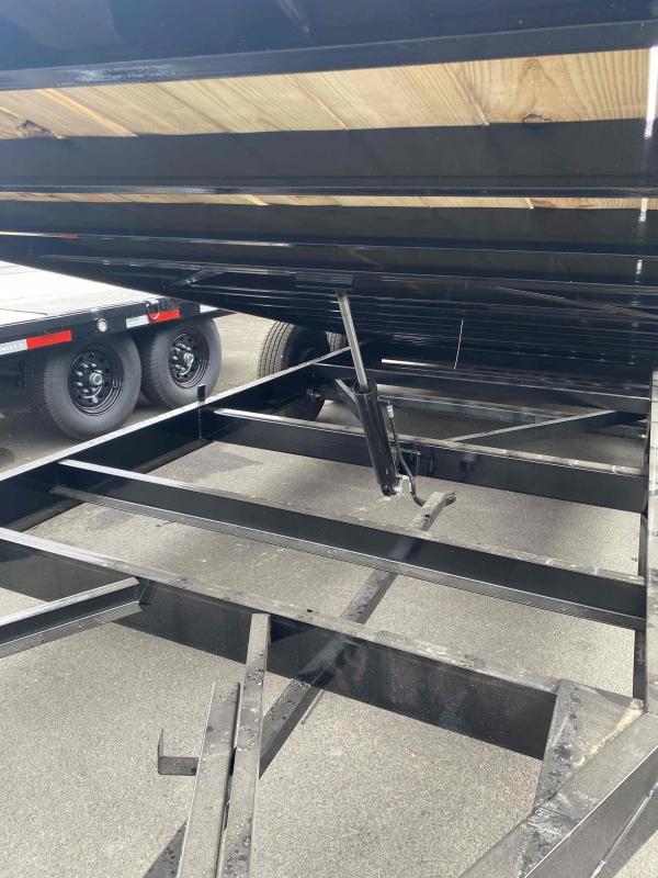 """2021 MAXXD T6X -8.5 X 24 6"""" Power Equipment Tilt Trailer"""