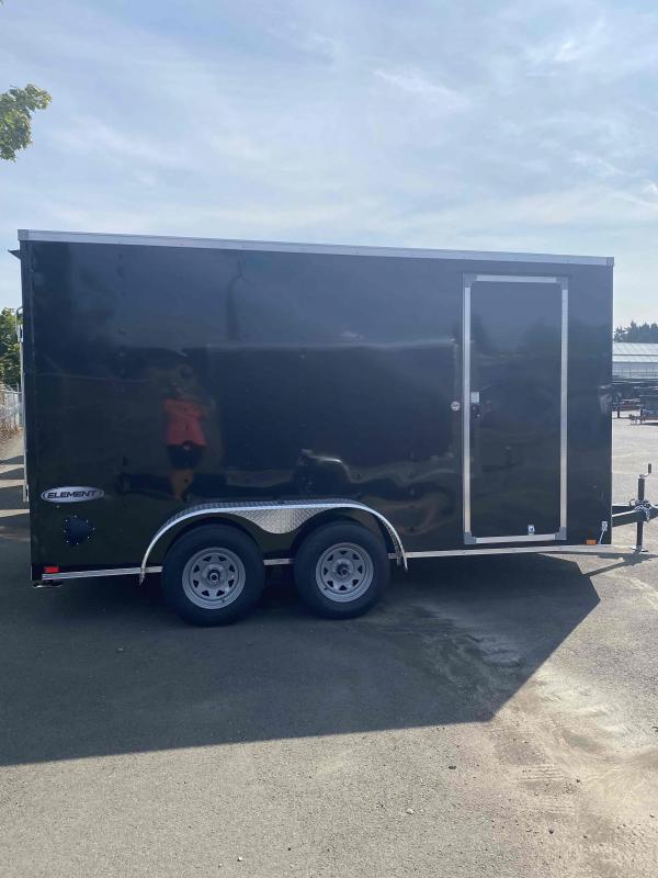 Look Trailers 7.0 X14 7K RAMP Enclosed Cargo Trailer