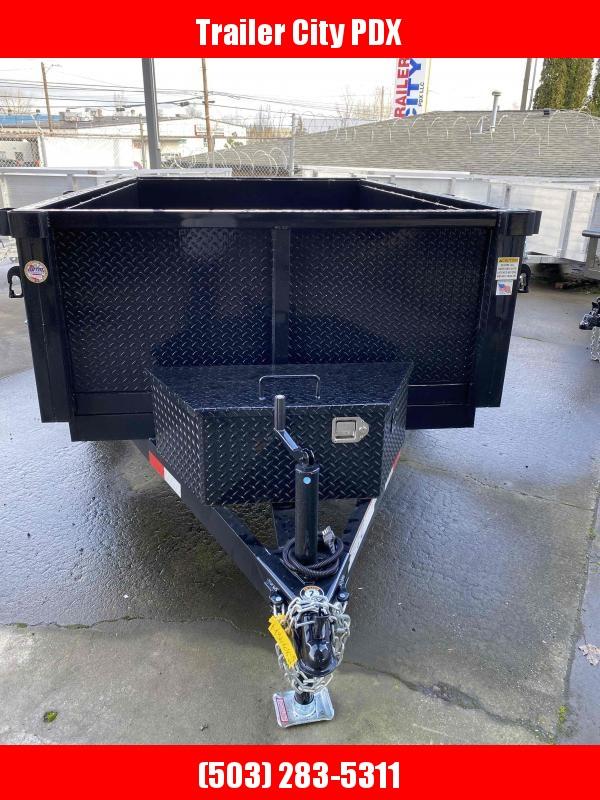 2021 Fabform 5X8 3K UTILITY WITH GATE Utility Trailer