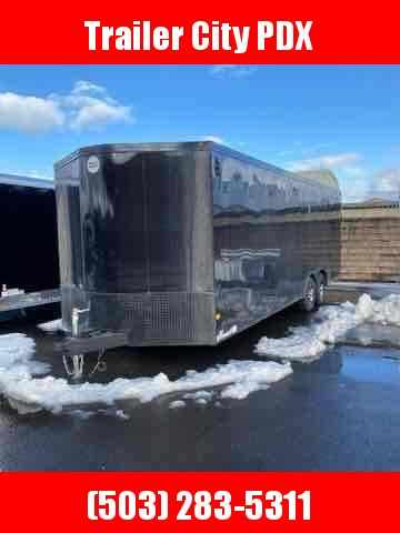 2021 Wells Cargo RFV 8.5X24 Enclosed Cargo Trailer