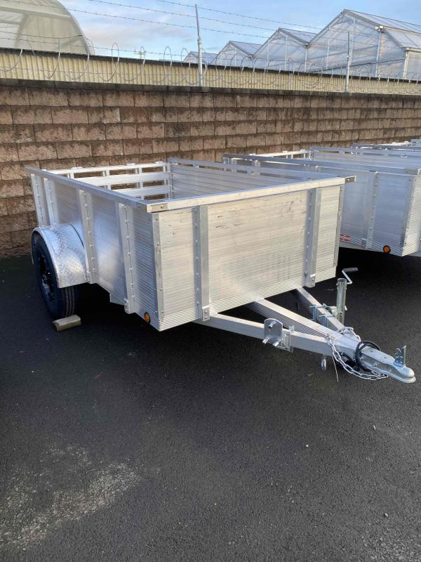"2021 Primo 5X8 ALL ALUMINUM 30""SIDES Utility Trailer"