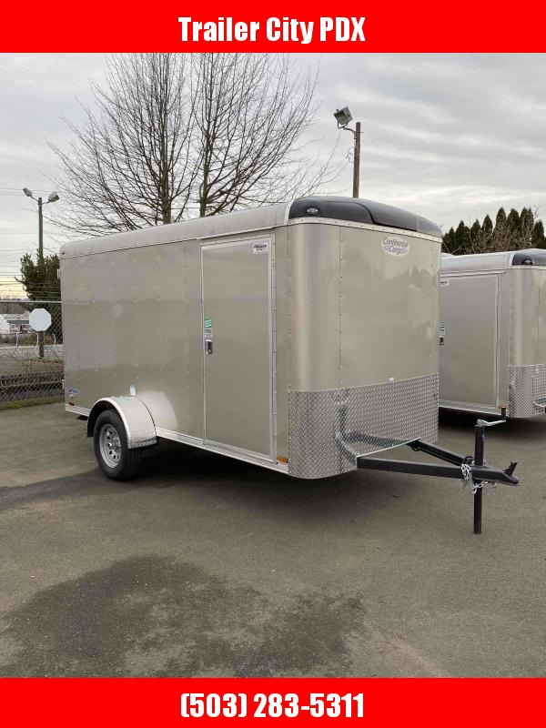 2021 Continental Cargo 6X12 3K SPECIAL  Enclosed Cargo Trailer