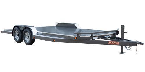 "MAXXD N6X - 6"" Tube Frame Car Trailer Flatbed Trailer"