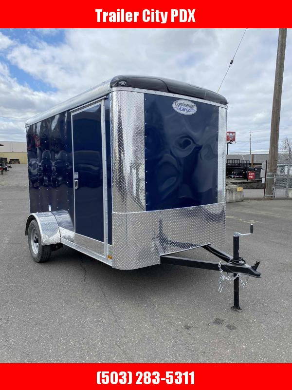 Continental Cargo TW610SA Enclosed Cargo Trailer
