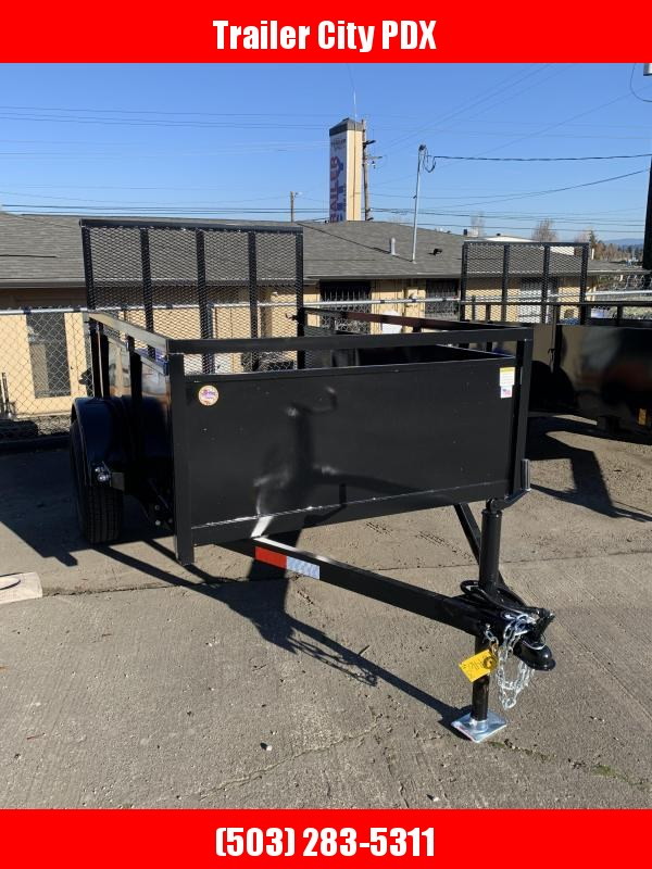 2021 Fabform BX58-3KR Utility Trailer