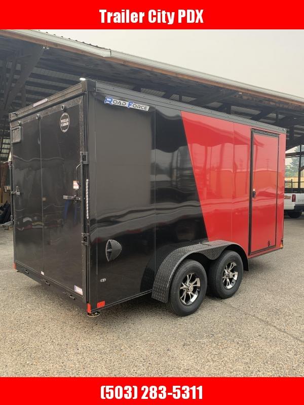 2021 Wells Cargo RFV 7x14 T2 Enclosed Cargo Trailer