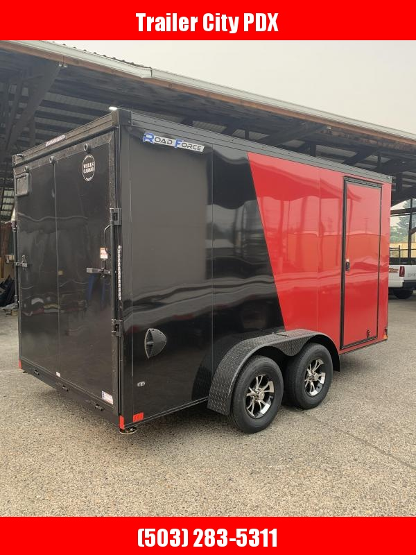 2021 Wells Cargo RFV 7x14 T2 Enclosed Cargo Trailer