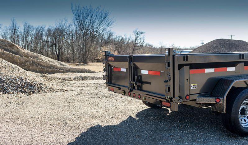MAXXD 7 X 12 14K Dump Trailer Dump Trailer