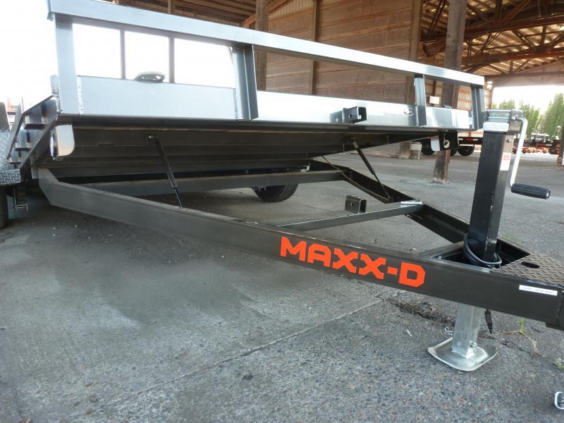 2020 MAXXD 7 X 14 3K Gravity Quick Tilt Utility Trailer Utility Trailer