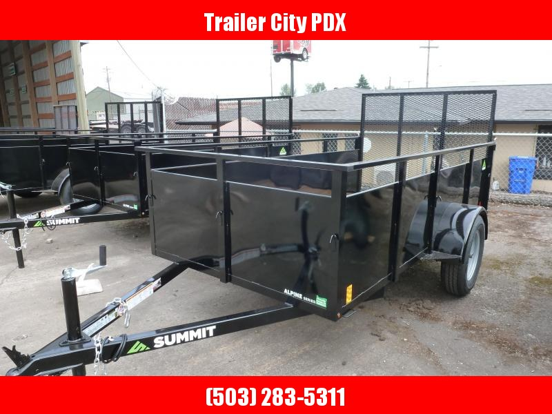 2020 Summit 5 X 10 3K UTILITY Trailer