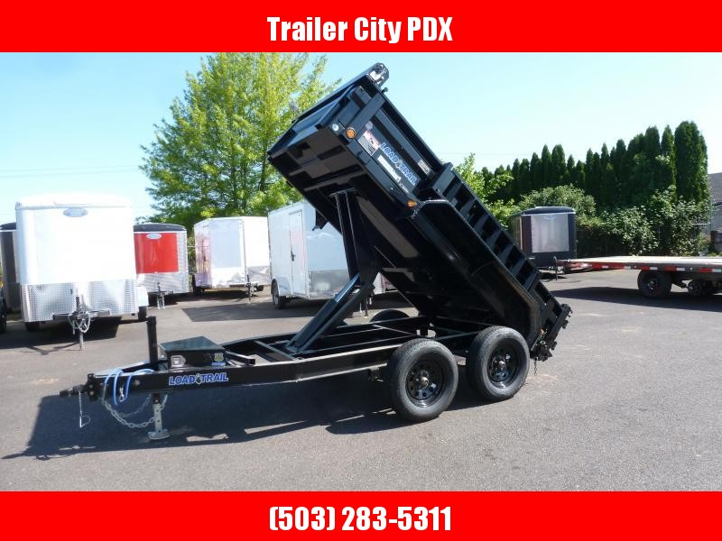 2020 Load Trail DT10 5 x 10 7k Dump Trailer