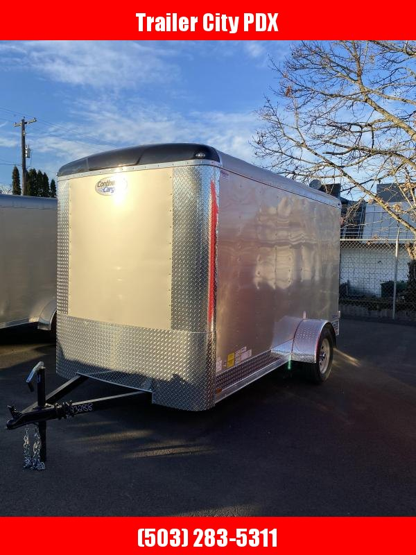 2021 Continental Cargo 6 X 12 3K CARGO DOORS CHAMPAGNE BEIGE Enclosed Cargo Trailer