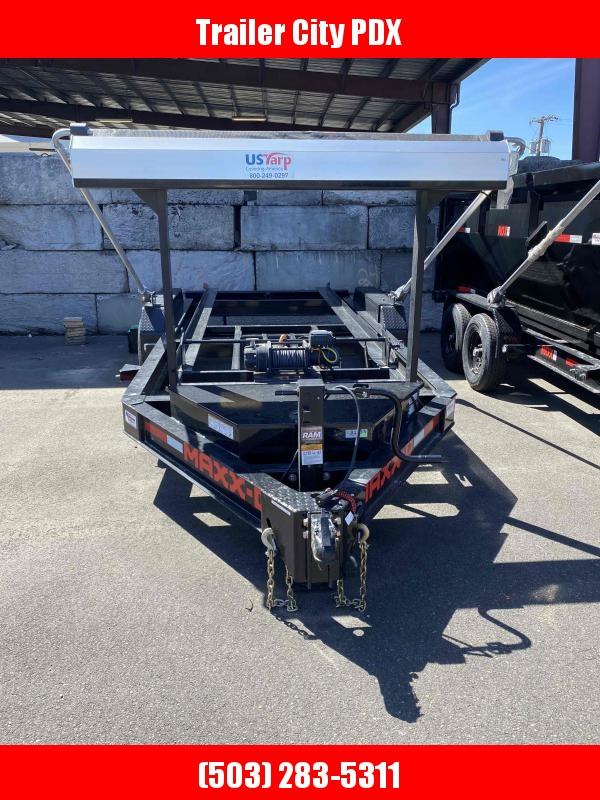 MAXXD ROX - 14K Roll-Off Dump Trailer