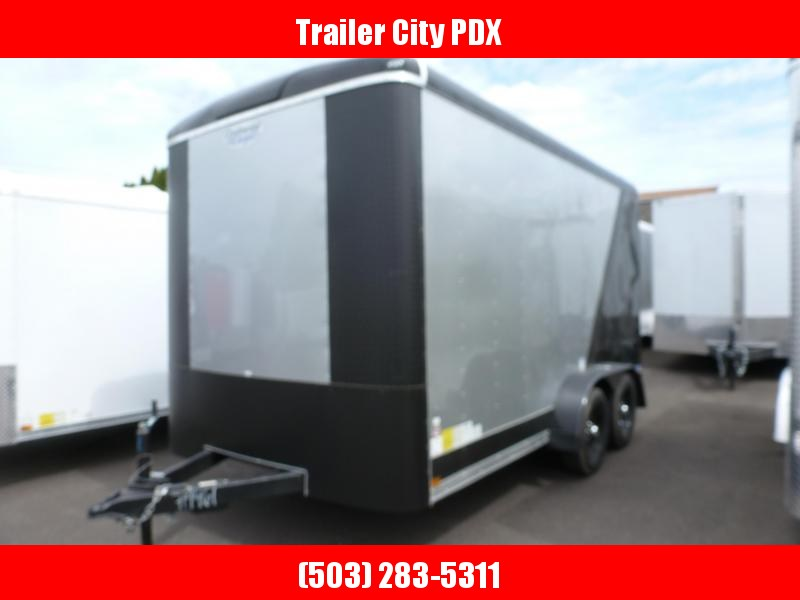 2020 Continental Cargo 7 X 14 7K TALL RAMP STEALTH Enclosed Cargo Trailer
