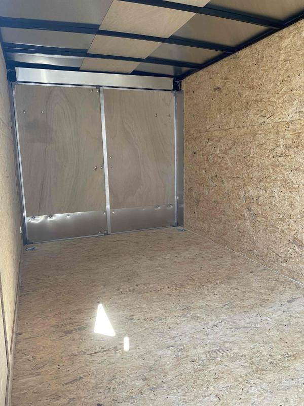 7.0X16 7K CARGO DOORS Enclosed Cargo Trailer