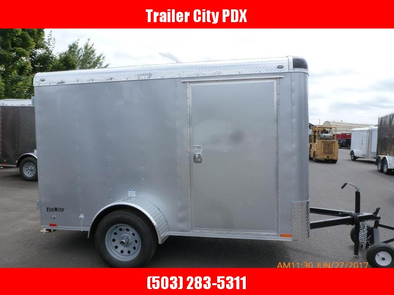 2020 Continental Cargo 5 X 8 3K CARGO SUPER TALL DIAMOND ICE Enclosed Cargo Trailer