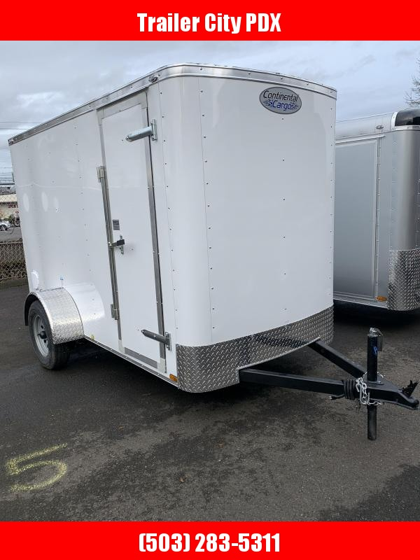 2021 Continental Cargo 5 X 10 RAMBLER S/A Enclosed Cargo Trailer
