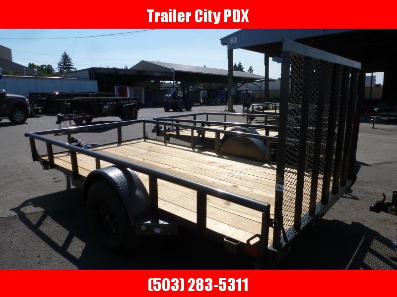 2020 MAXXD S3X - 6.5 X 12' Angle Utility Trailer Utility Trailer