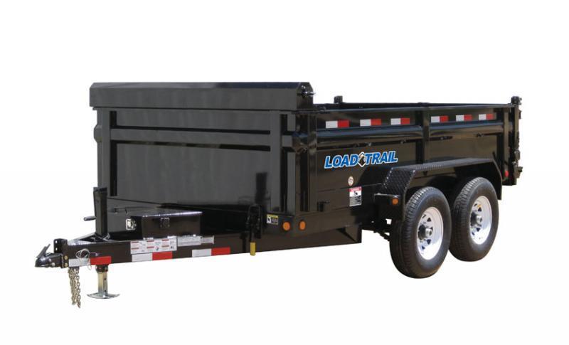 2020 Load Trail 7'  X 12' DUMP 14K Dump Trailer