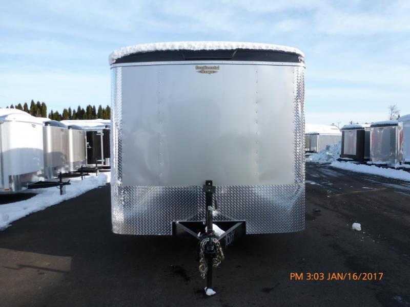 2020 Continental Cargo 8 X 20 10K RAMP 2 TONE Enclosed Cargo Trailer