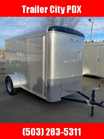 2021 Continental Cargo 5X10 3K RAMP SUPER TALL DIAMOND ICE Enclosed Cargo Trailer
