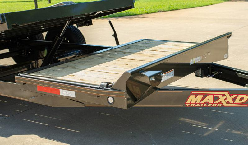 "2021 MAXXD 20' X 83"" G6X - 6"" Gravity Equipment Tilt Trailer Equipment Trailer"