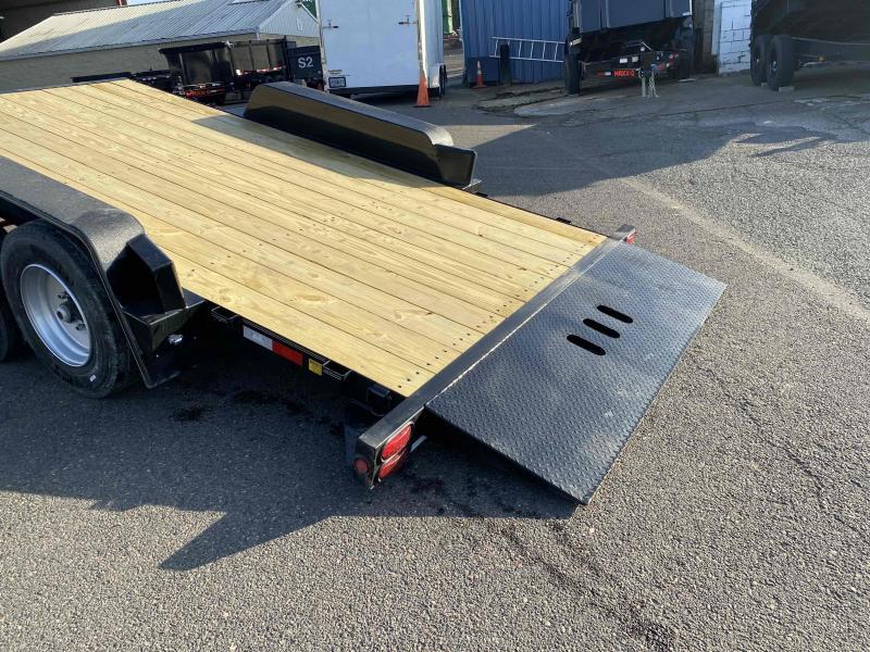 BEHNKE B-B 16K TILT 22'  FLATBEDS Flatbed Trailer