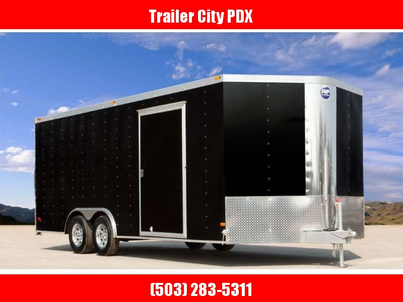2021 Wells Cargo 8.5X16 7K ROAD FORCE ENCLOSED Enclosed Cargo Trailer