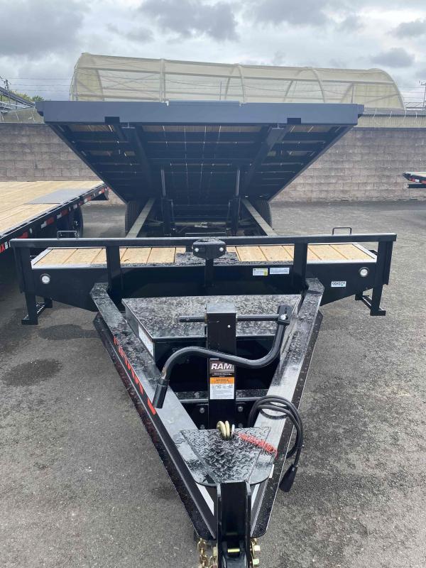 2021 MAXXD 8.5 X 24 14K POWER TILT DECOVER Equipment Trailer