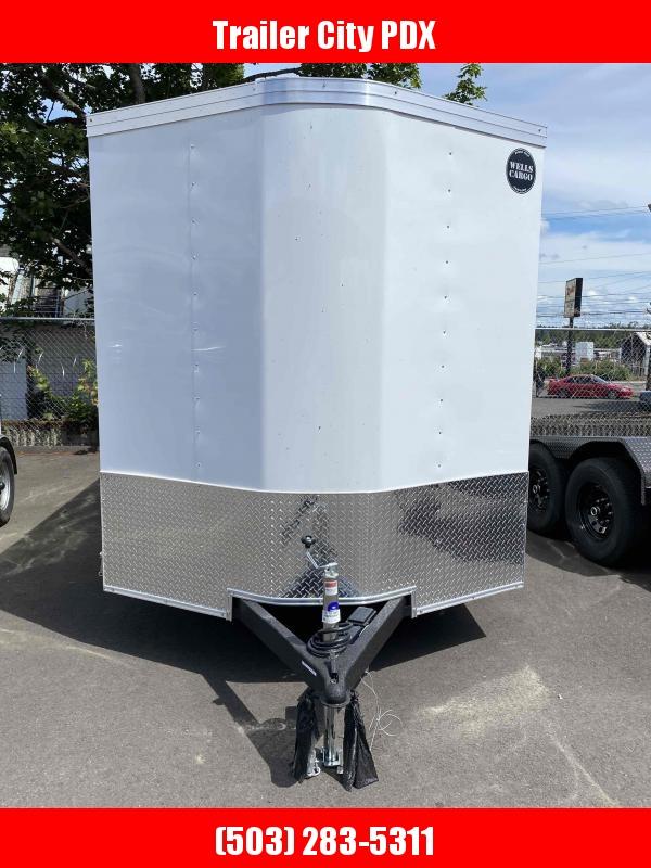 2021 Wells Cargo RFV 7X12 Enclosed Cargo Trailer