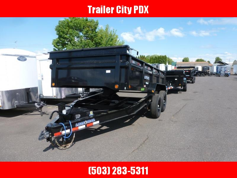 "2020 Load Trail 83"" X 14 14K DUMP 2FT SIDES Dump Trailer"