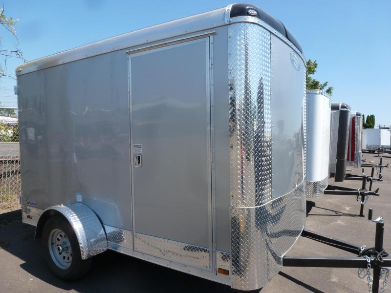 2020 Continental Cargo 6 X 10 3K CARGO DIAMOND ICE TALL Enclosed Cargo Trailer