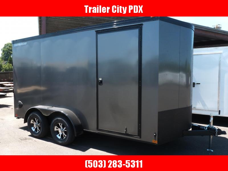 2020 Wells Cargo 7 X 14 7K ROAD FORCE RAMP Enclosed Cargo Trailer