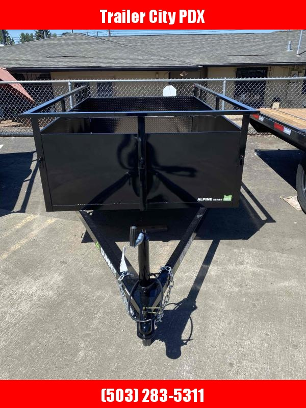 Summit AU508SA-SD Utility Trailer