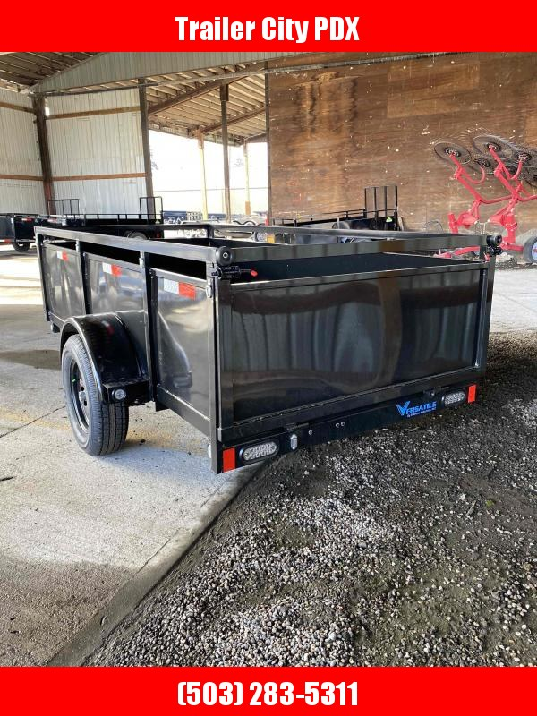 2021 Fabform 5X10 3K DROP DOWN GATE REMOVABLE Utility Trailer