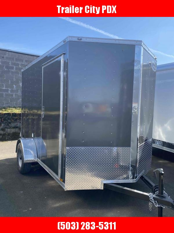 2021 Continental Cargo 6 x 10 3k CARGO V-SERIES Enclosed Cargo Trailer