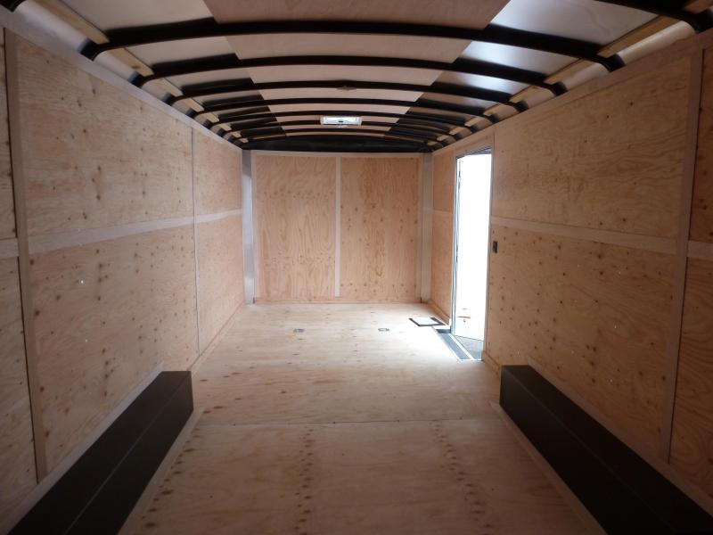 2020 Continental Cargo 8 X 24 10K RAMP TALL DIAMOND ICE Enclosed Cargo Trailer
