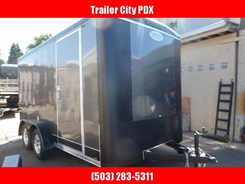 2020 Continental Cargo 7 X 14 7K Enclosed Cargo Trailer