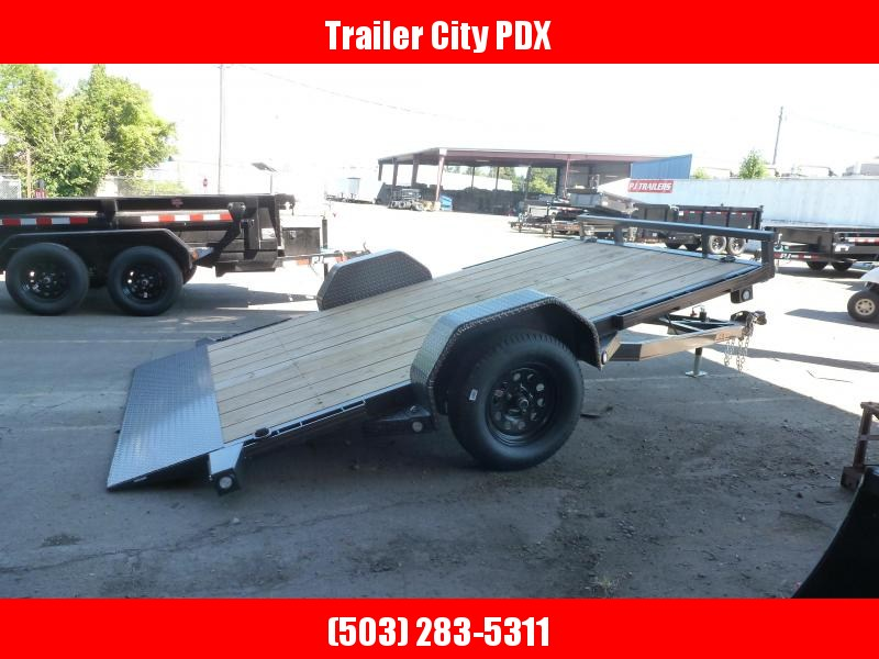 2020 MAXXD G3X - 6.5X12 3KSingle Axle Gravity Quick Tilt Utility Trailer Utility Trailer