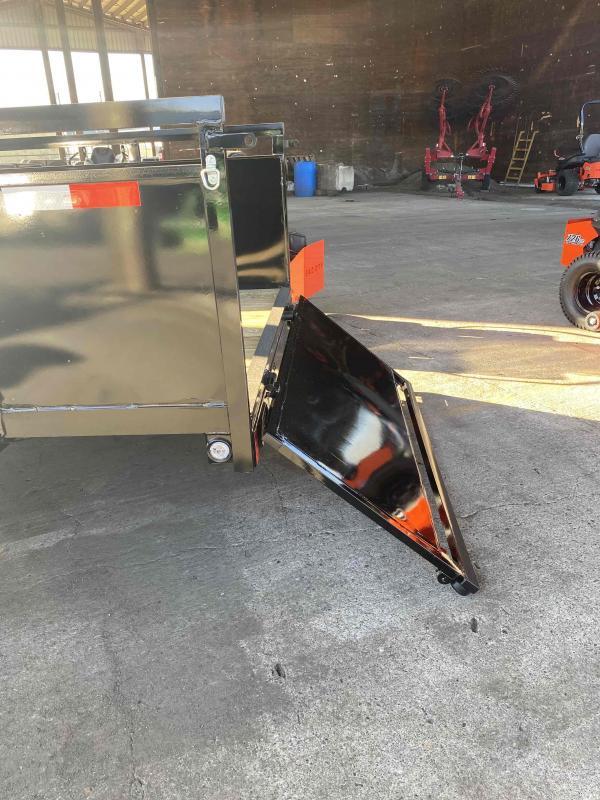 Fabform 5 X 8 UTILITY TRAILER drop down gate STANDARD BOX-3KR Utility Trailer