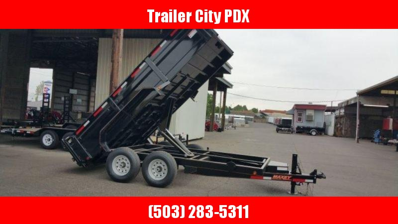 Maxey 83X14 14K Dump w/Tarp and 10K Jack - SOLD - MORE COMING
